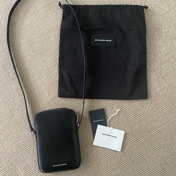 Alexander Wang Handbags - Alexander Wang Mini Logo Bag